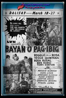 Bayan O Pag-ibig (1951)
