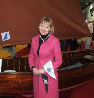 Sophie Neville of Swallows and Amazons