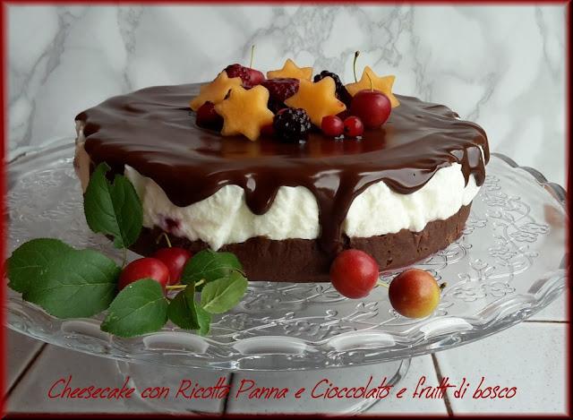 cheesecake fiorita