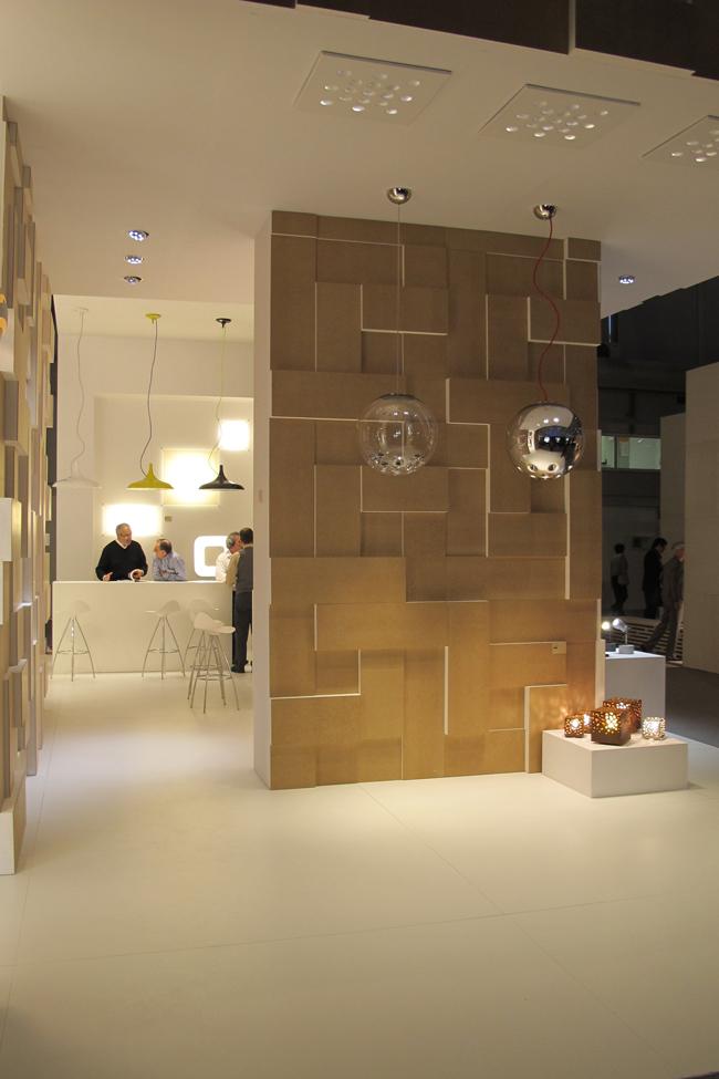 B lux colabora con david abad en la feria light building for Los mejores disenos de interiores del mundo
