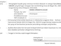 Download Syarat Pengusulan SK Bupati Untuk Guru Honorer