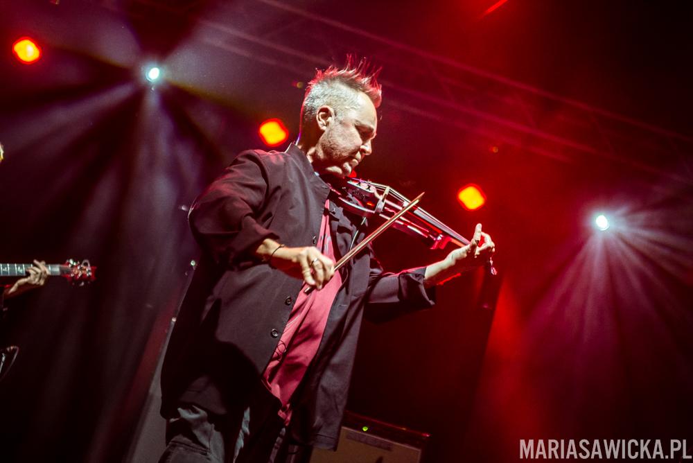 Thanks Jimi Festival - Gitarowy Rekord Guinessa 2015 Wrocław Nigel Kennedy