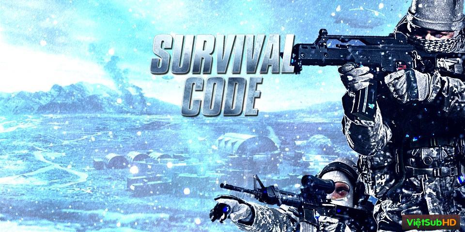 Phim Mật Mã Sống Còn VietSub HD | Survival Code 2013