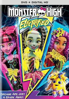 Monster High: Electrified [2017] [DVD5] [Latino]