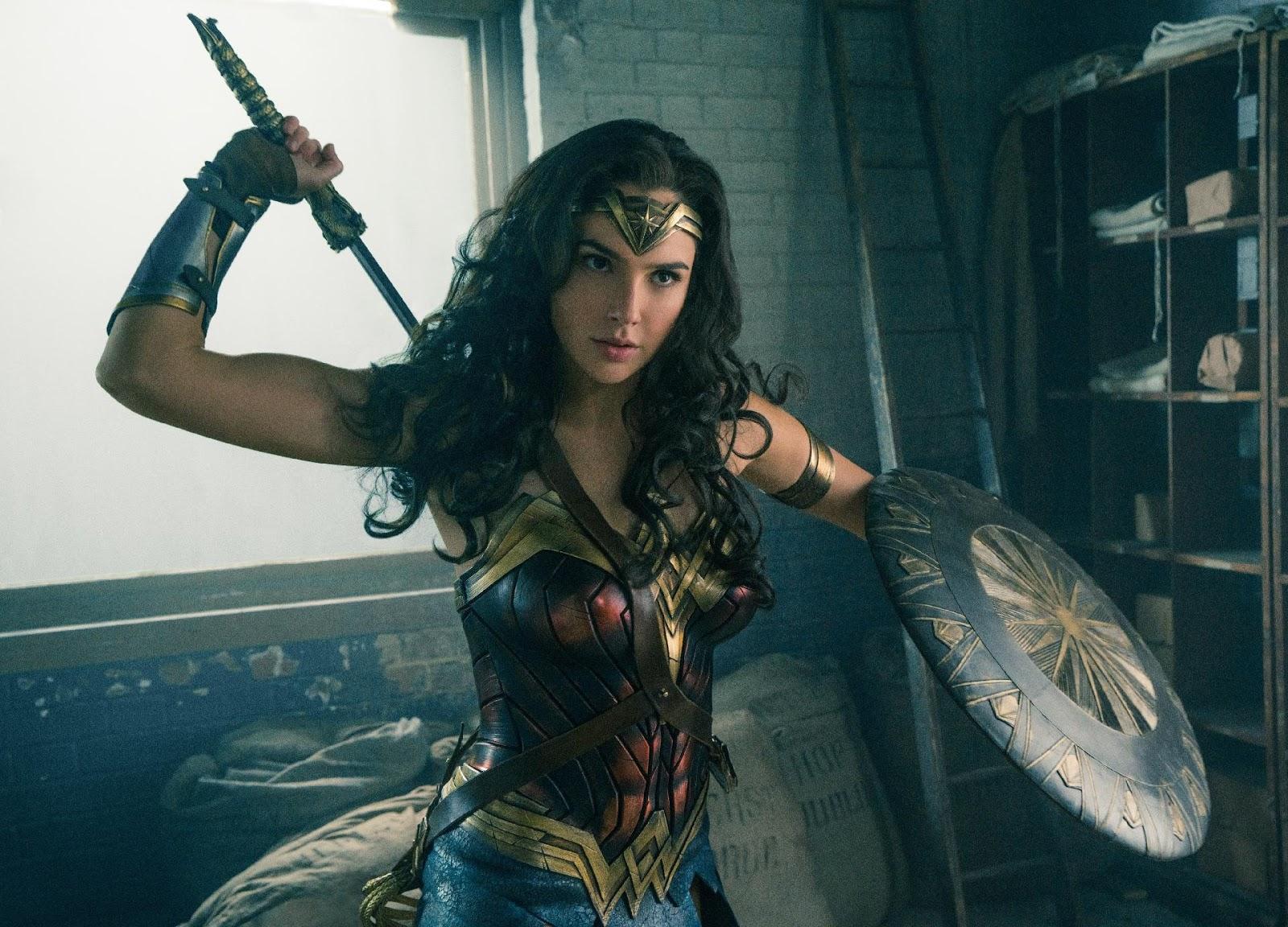 Fãs fazem petição para que Mulher-Maravilha seja bissexual em novo filme