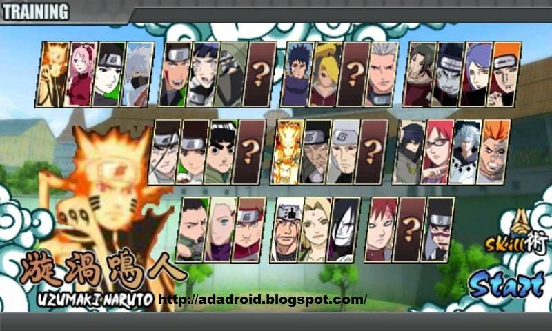 naruto senki release mod free download