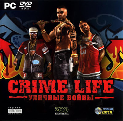 Crime Life Gang Wars [DVDRIP] [3CDs] Pc