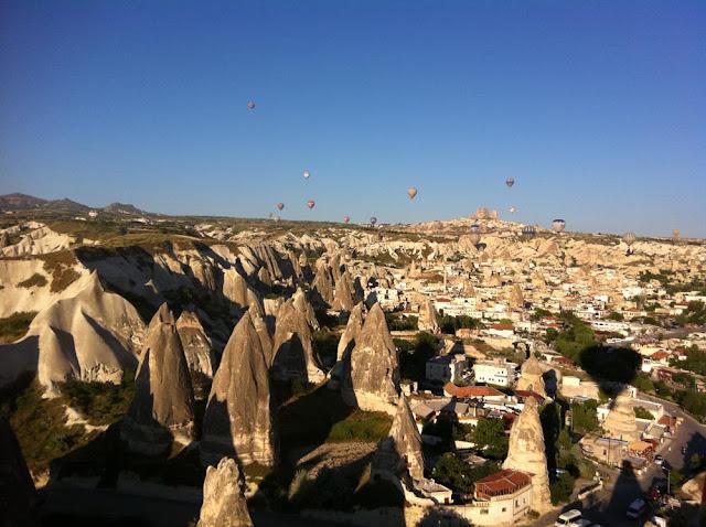 Fotos de Goreme – Turquia