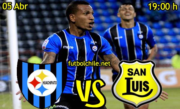 VER STREAM RESULTADO EN VIVO, ONLINE: Huachipato vs San Luis