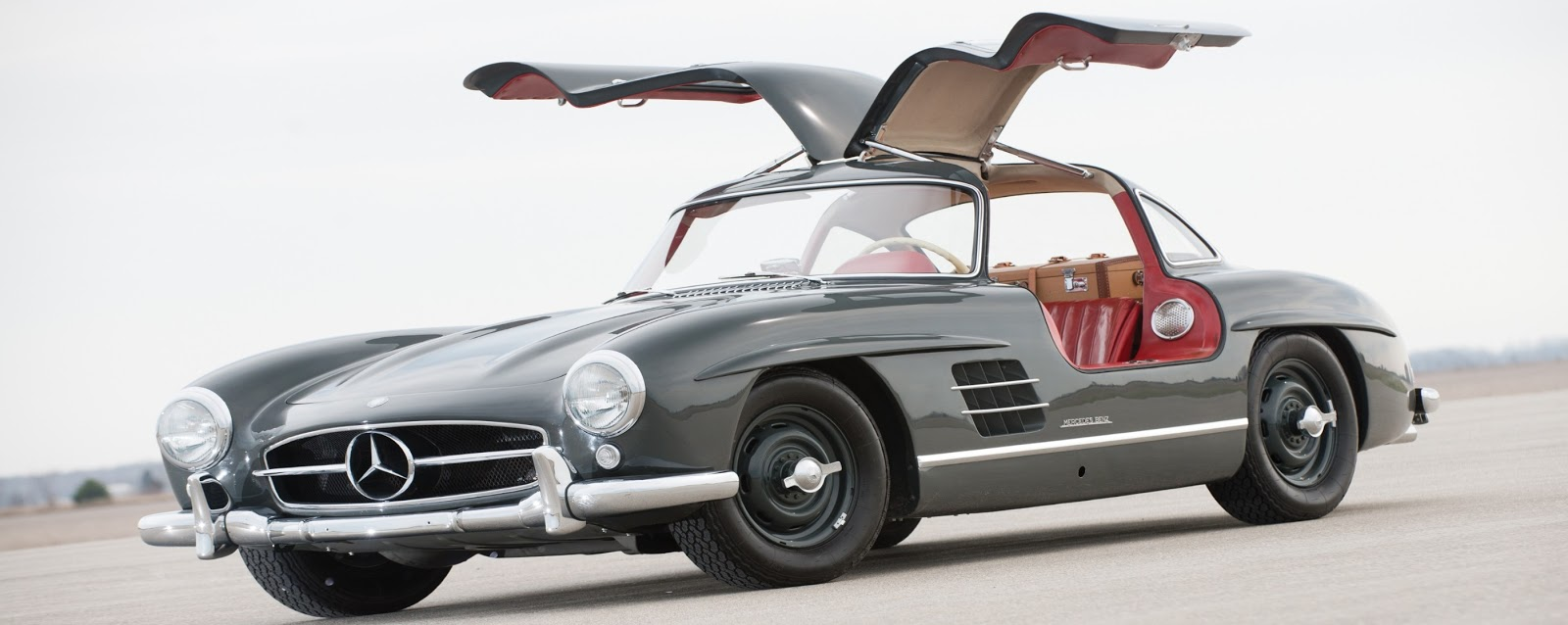 1955 mercedes benz 300sl gullwing. Black Bedroom Furniture Sets. Home Design Ideas