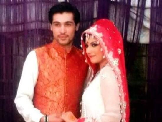 mohammad-amir-wife