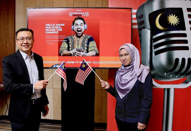 BOH Malaysia launches NEGARAUMMPH TV