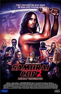 Cảnh Sát Samurai 2: Báo Thù