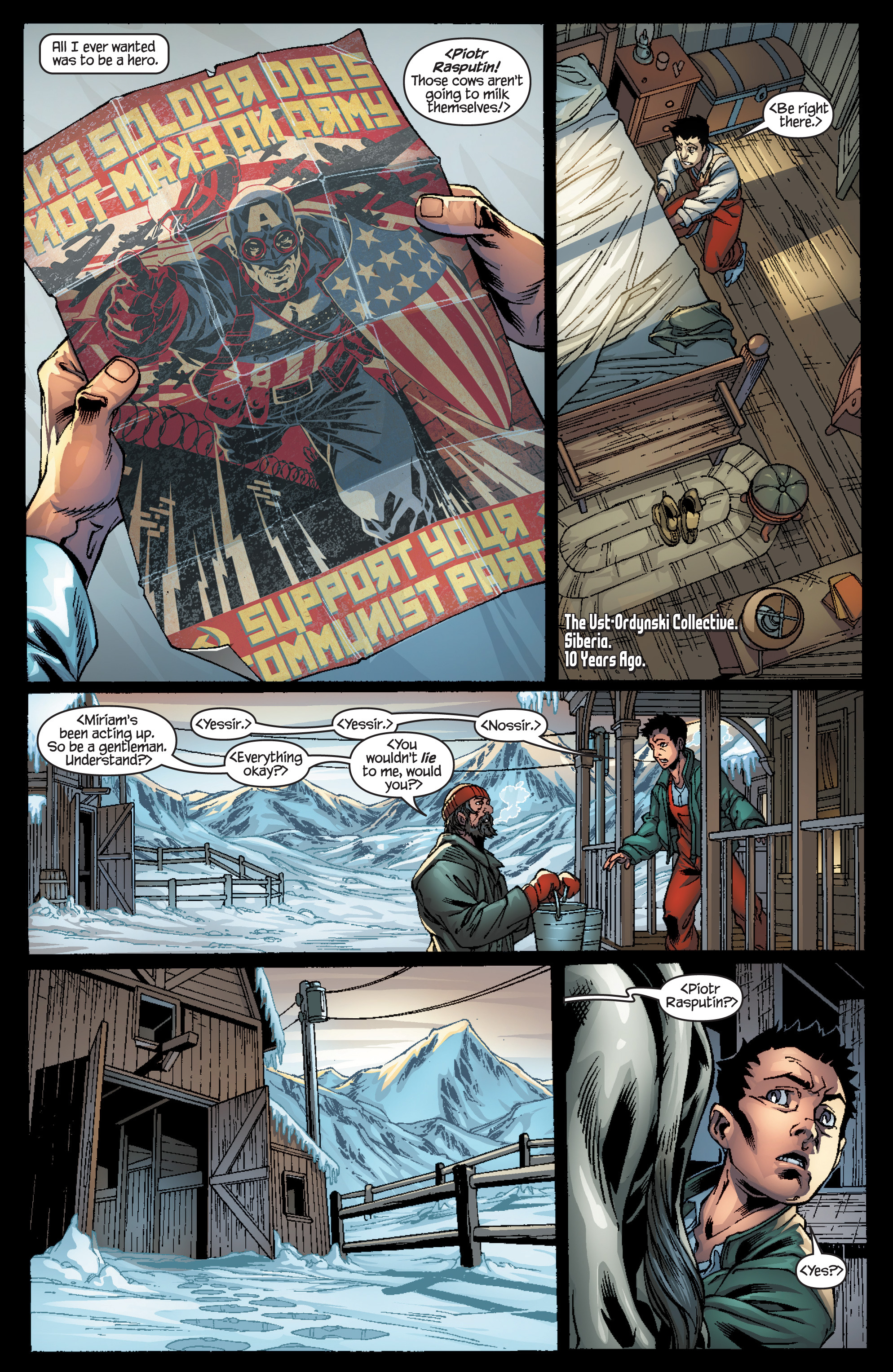 Read online Ultimate X-Men comic -  Issue #94 - 3