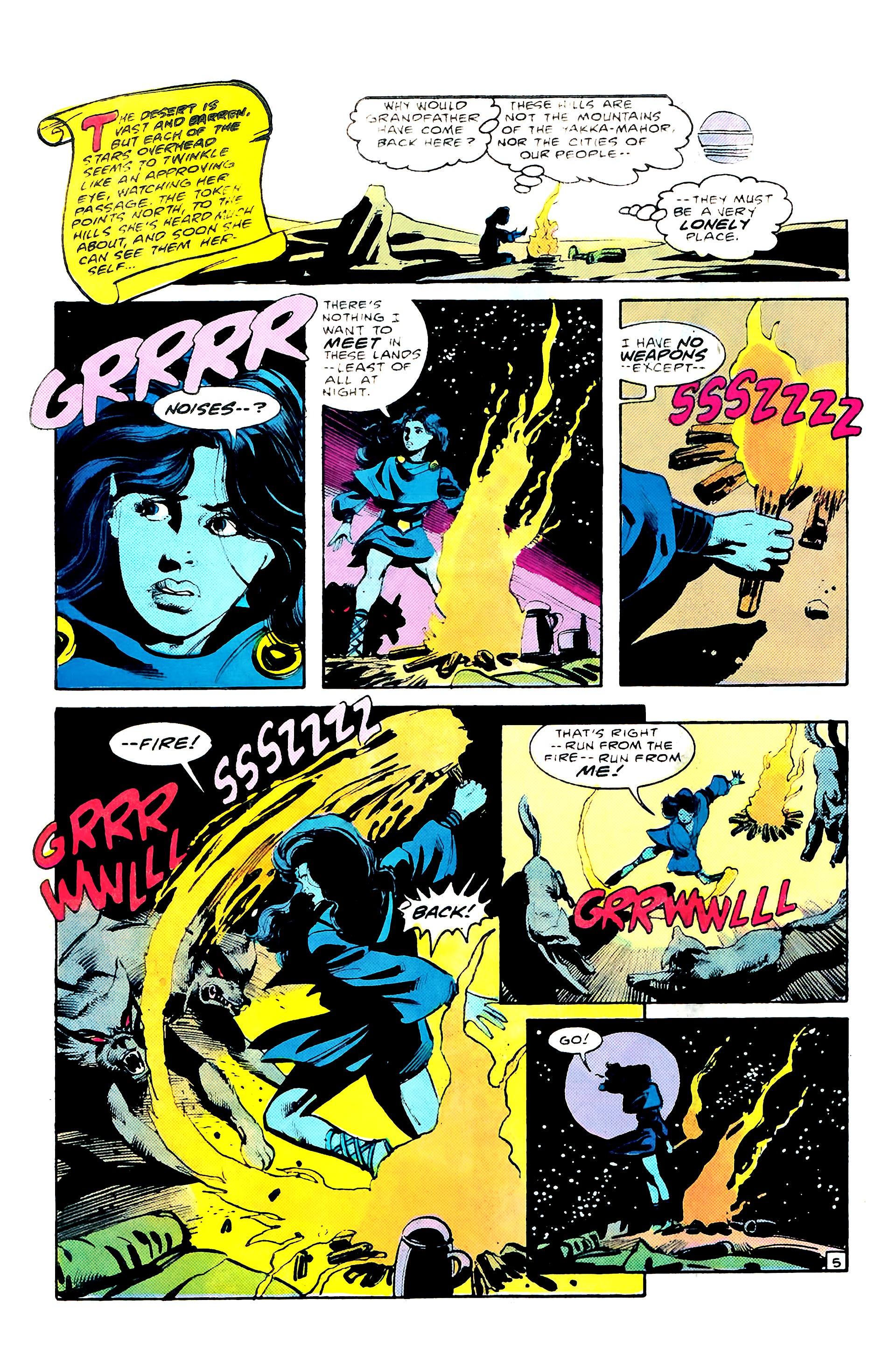 Read online Secret Origins (1986) comic -  Issue #8 - 9