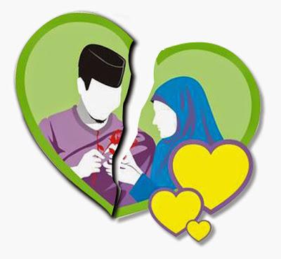 Perceraian atau Talak Bukanlah Alasan Untuk Bersengketa