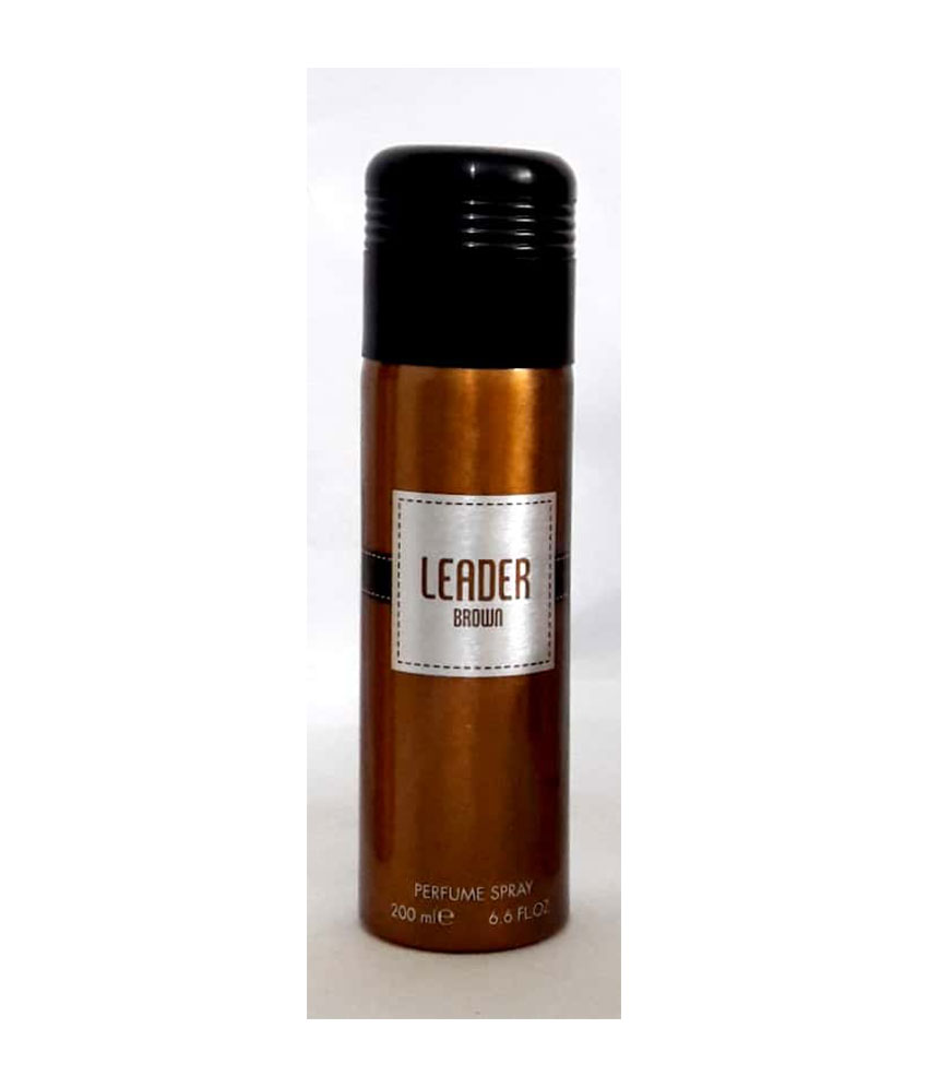 Leader Brown Body Spray 200 ML