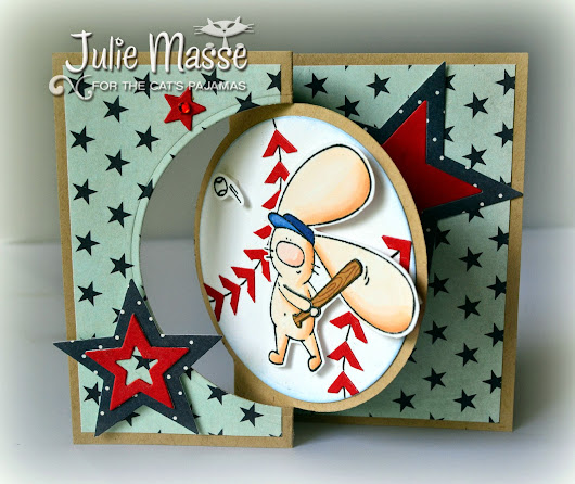 Stampin With Julie: Play Ball!! More TCP New Release!