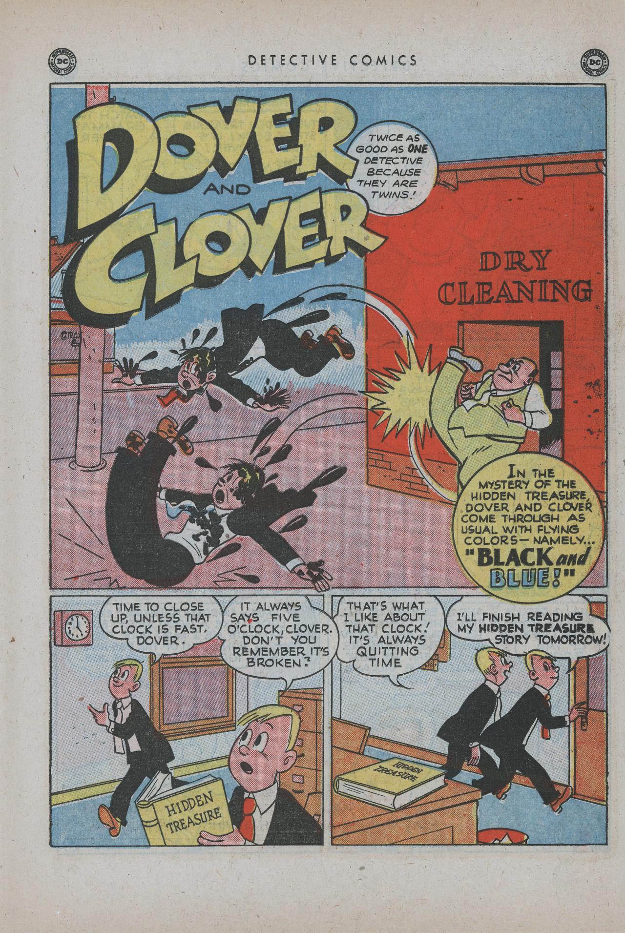 Detective Comics (1937) 171 Page 34