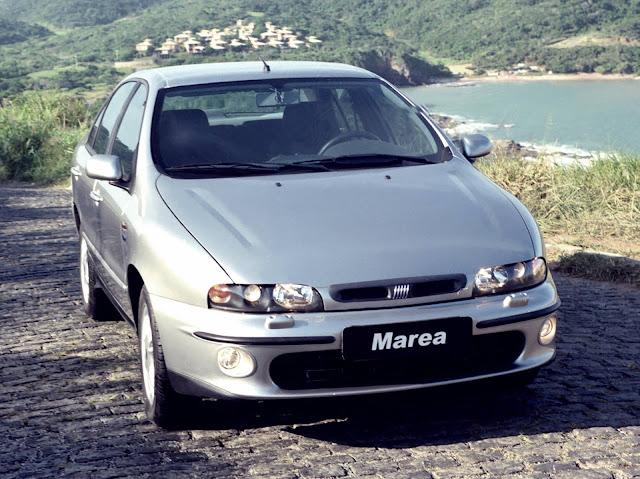 Fiat Marea 2.4 Automático