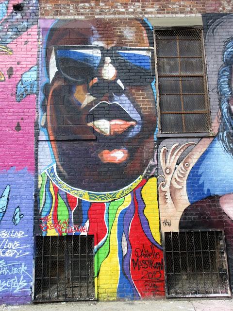 Bushwick Collective, New York, Elisa N Viajes, Travel Blogger, Blog de Viajes, NYC, Nueva York, Bushwick, Brooklyn, Arte callejero, Street Art, Murales