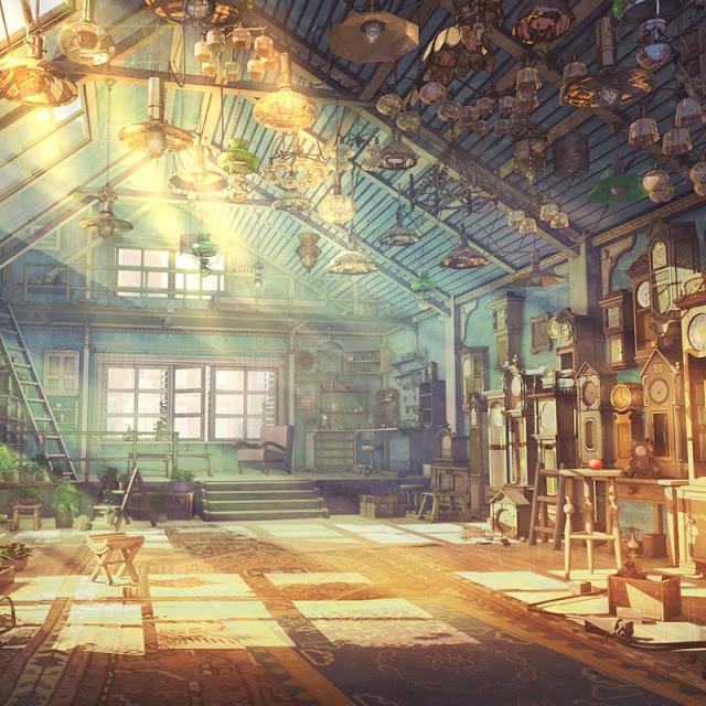 Sunshine (阳光) Wallpaper Engine