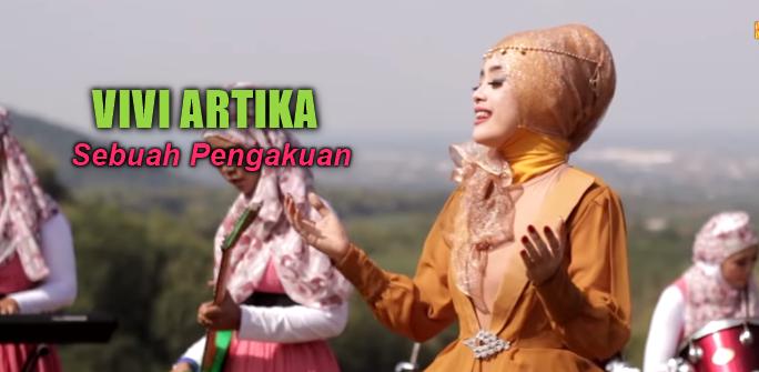 Download Lagu VIvi Artika - Sebuah Pengakuan Mp3 (5,55MB),Vivi Artika, Lagu Religi, Lagu Sholawat, 2018