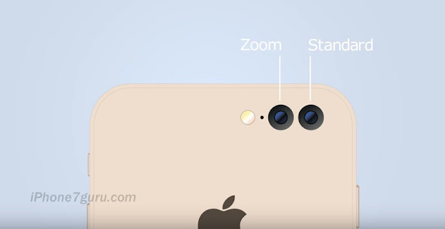 Apple iPhone 7 With Dual Camera With Picture
