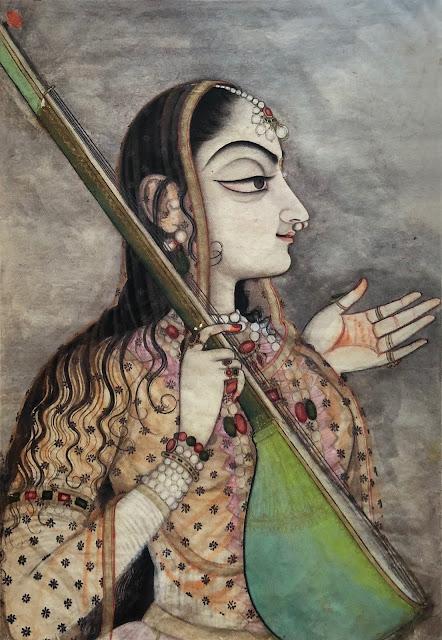 MusicRepublic INDIA – INDE Hirabai Barodekar and Saraswati Rane – ECLP 2356