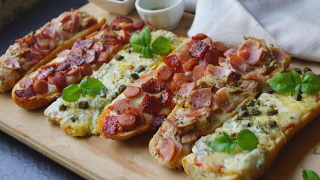 receta-de-paninis-caseros-pizzas-rapidas-de-pan