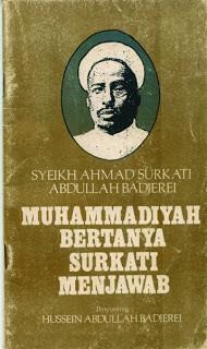 Biografi Ahmad Muhammad Surkati