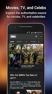 IMDb Movies & TV v7.5.3.107530100 Latest  APK