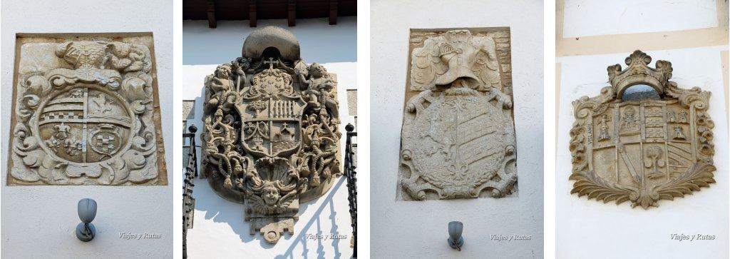 Escudos de Mondoñedo