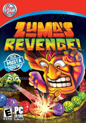 اللعبة الرائعة والشهيرة Zuma's Revenge المحببة للجميع اخر اصدار