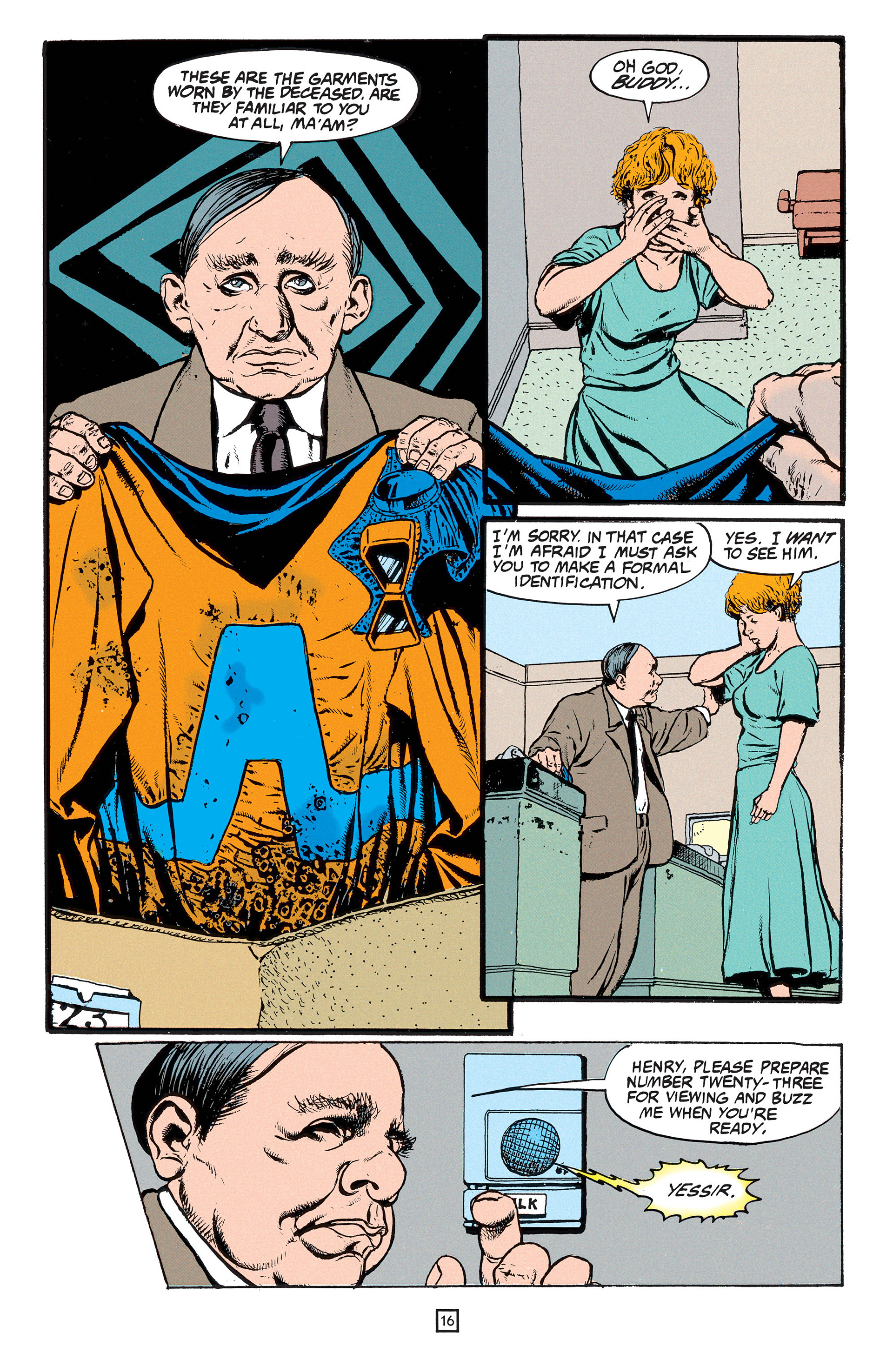 Read online Animal Man (1988) comic -  Issue #52 - 16