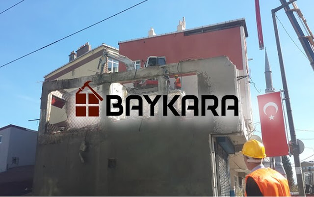 Bina yıkım işleri
