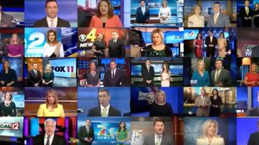 လက္၀ါးၾကီးအုပ္ စင္ကလဲယားရုပ္သံအုပ္စုက မီဒီယာကို တသံတည္းနဲ႔ ျပစ္တင္ေန