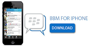 Cara Mudah Instal Aplikasi BBM di iPhone 4 dengan iOS 7.1.2 di Appstore