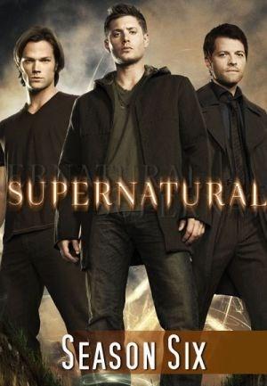 مسلسل Supernatural الموسم السادس كامل مترجم مشاهدة اون لاين و تحميل  Supernatural-sixth-season.8495
