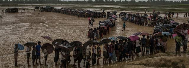 Apartheid, un nuovo termine per i rohingya