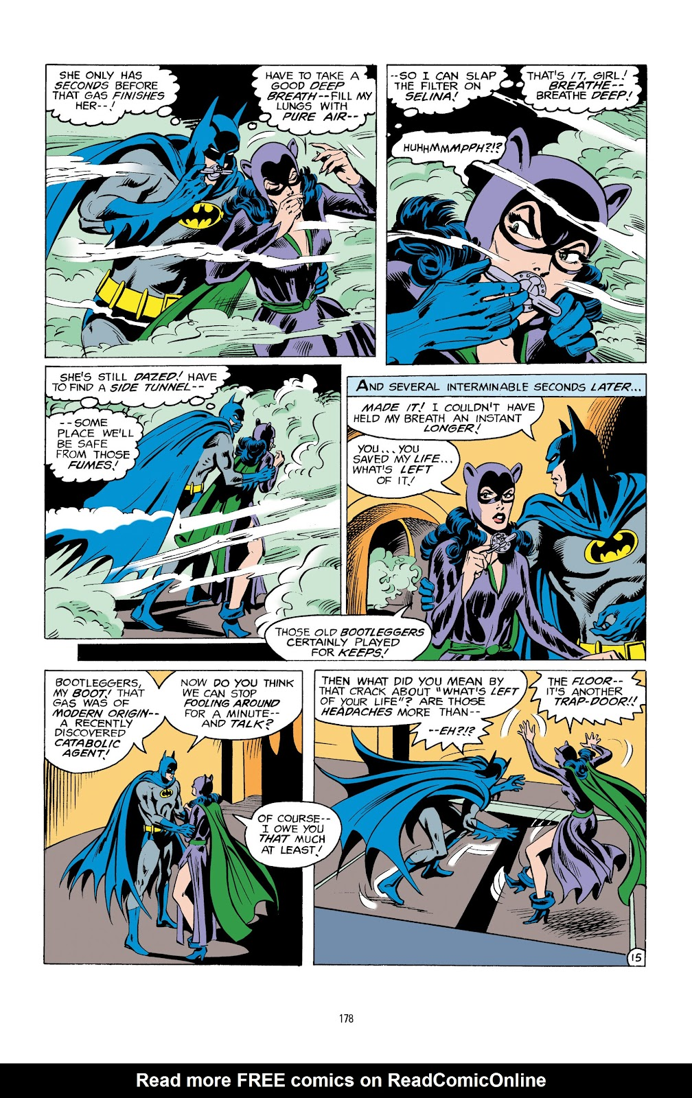 Read online Catwoman: A Celebration of 75 Years comic -  Issue # TPB (Part 2) - 79