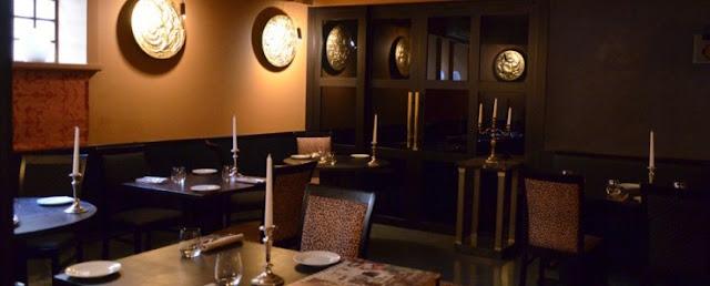 Restaurante Ai Mercanti em Veneza
