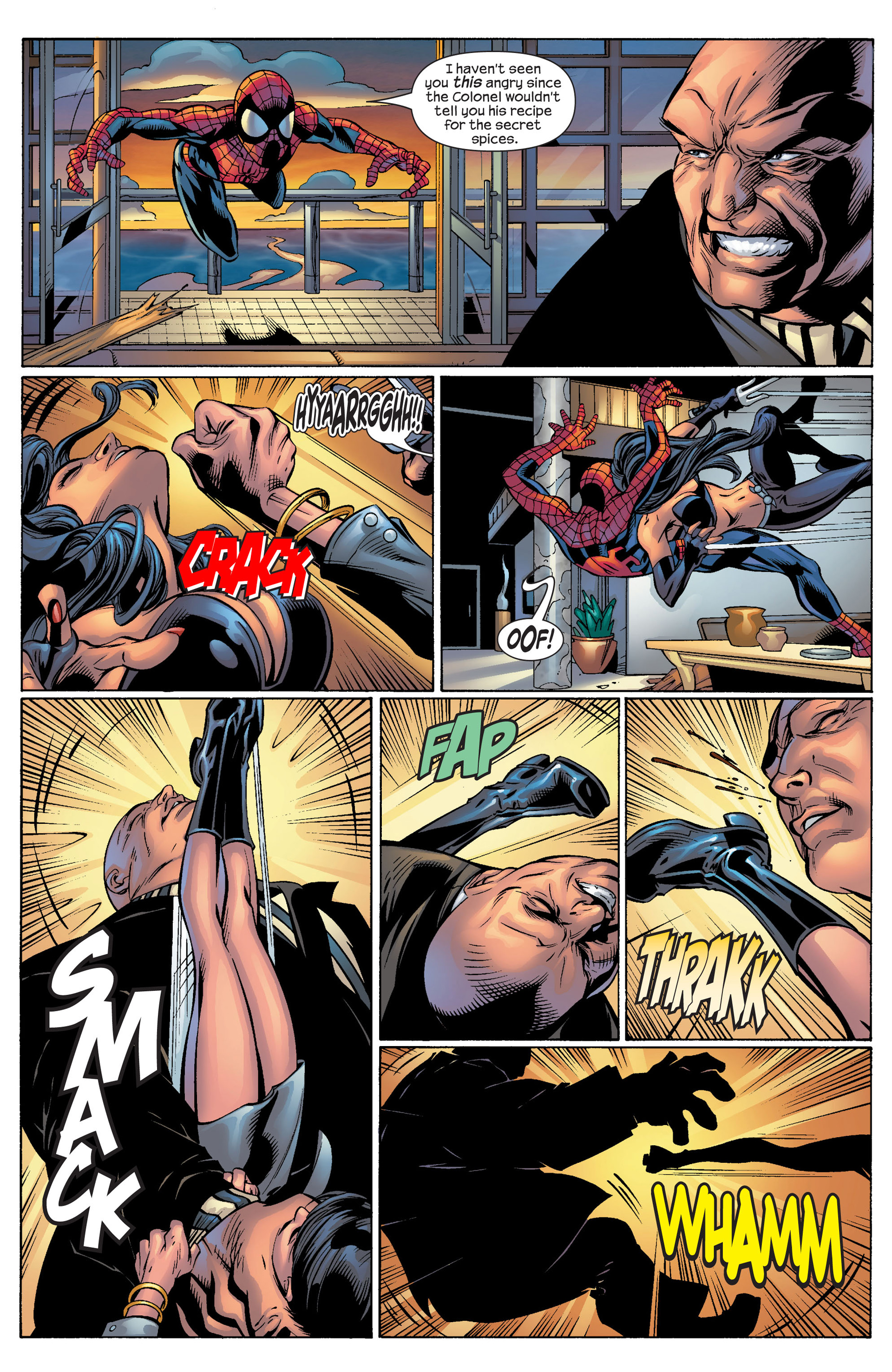 Read online Ultimate Spider-Man (2000) comic -  Issue #53 - 17