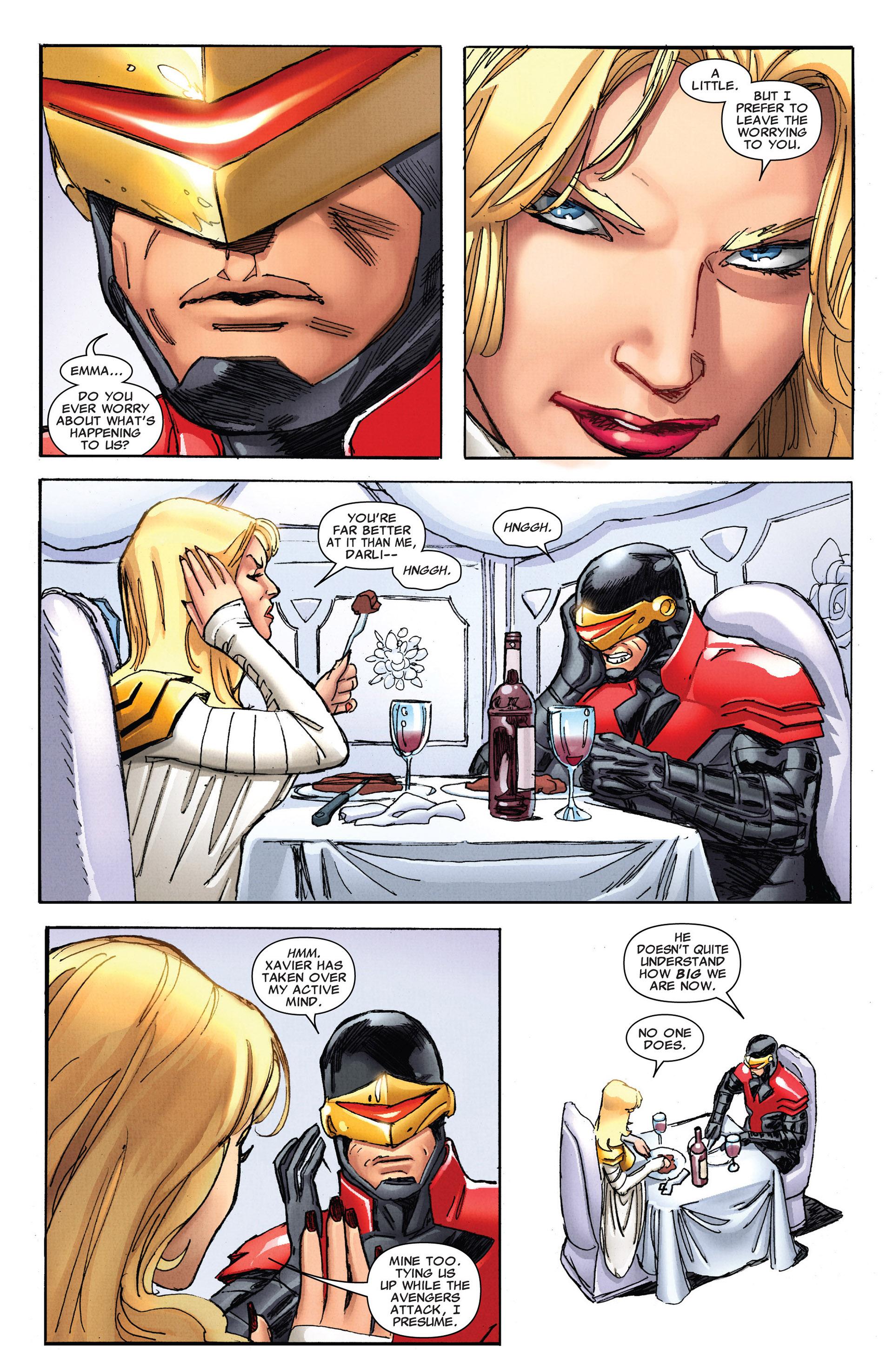 Read online Uncanny X-Men (2012) comic -  Issue #18 - 15