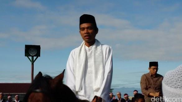 Gerindra Jabar Ingin Prabowo Pilih Cawapres Abdul Somad