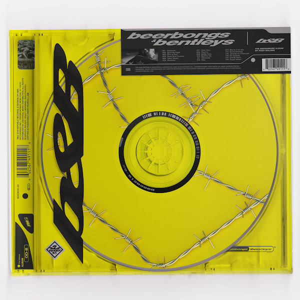 Post Malone - Blame It On Me - Single Cover