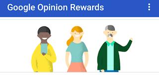 Come ricevere più sondaggi su google opinion rewards