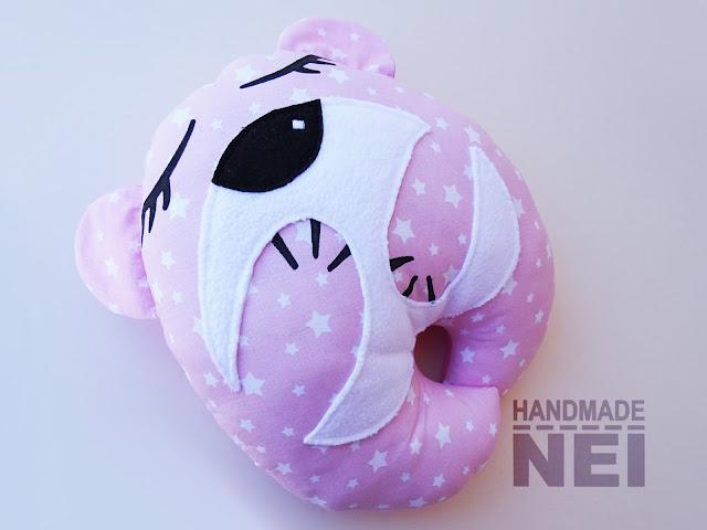 """Handmade Nel: Играчка мече """"Лоли"""""""