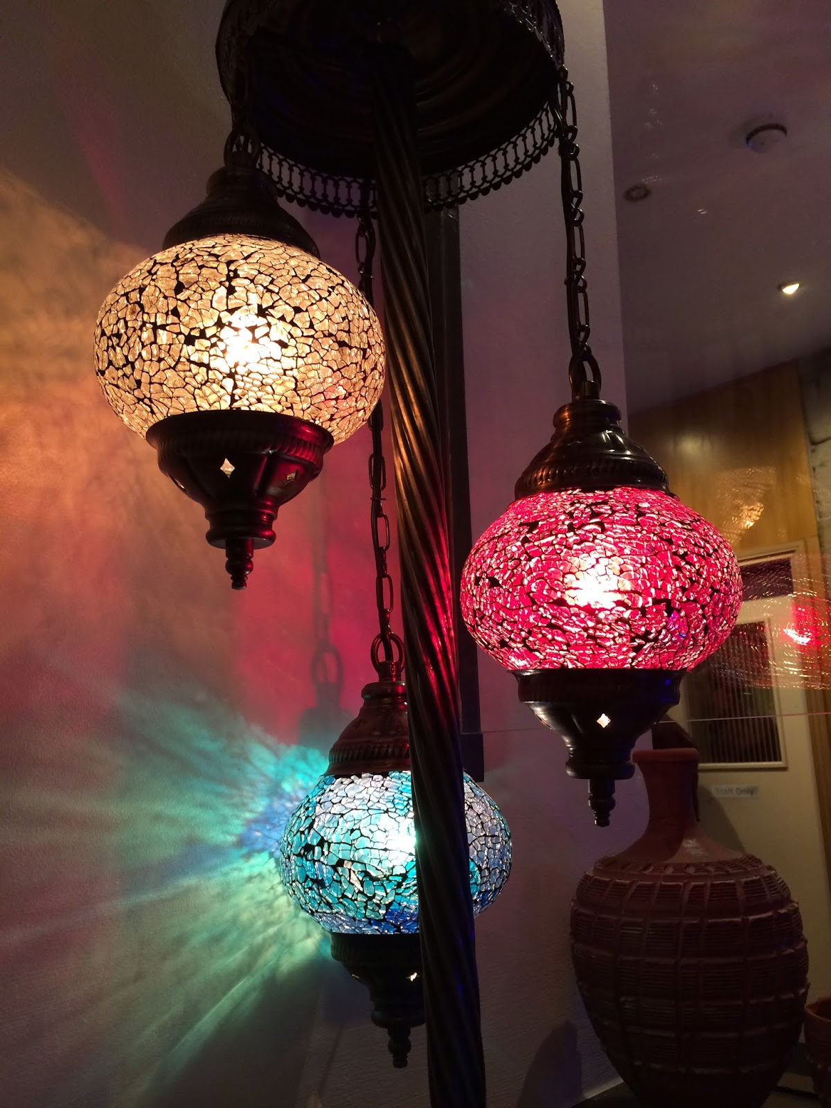 Turkish lights