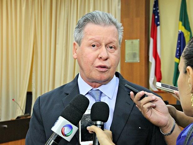 Arthur garante que instabilidade política do Estado passará longe da administração municipal